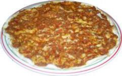 Turkse Pizza Lahmacum